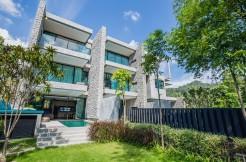 Modern Luxury 3 Bedroom Pool Villa for sale in Chalong
