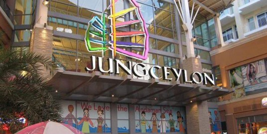 Food outlet for lease in Jungceylon Shopping Mall