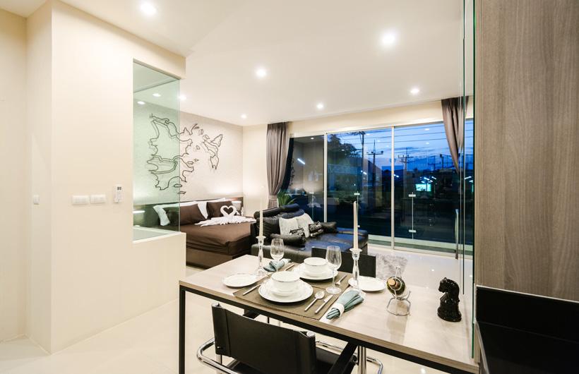 Modern Tropical Apartment 1 Km away from Kamala Beach