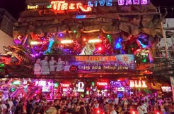 Bangla road bars for sale in Patong
