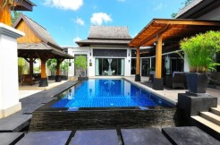 3 Bedroom Private Pool Villa for sale near Layan Beach