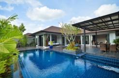 Lake View Private Pool Villa 3 Bedrooms