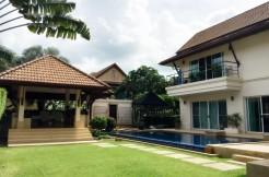 The Magnificent 5 bedroom Pool Villa for sale near International school