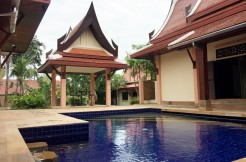 Thai Style – Private Pool and 5 bedrooms for Sale