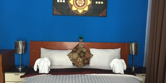 Boutique guest house with pool for rent in Phuket