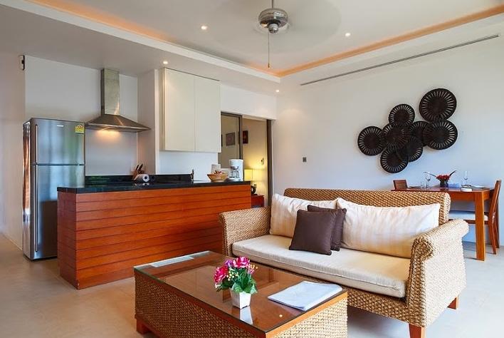 1 bedroom pool villa for rent in Bang Tao