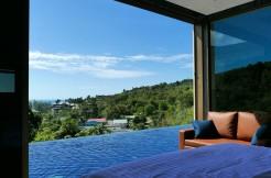 3 Bedroom Sea View Pool Villa in Nai Thon