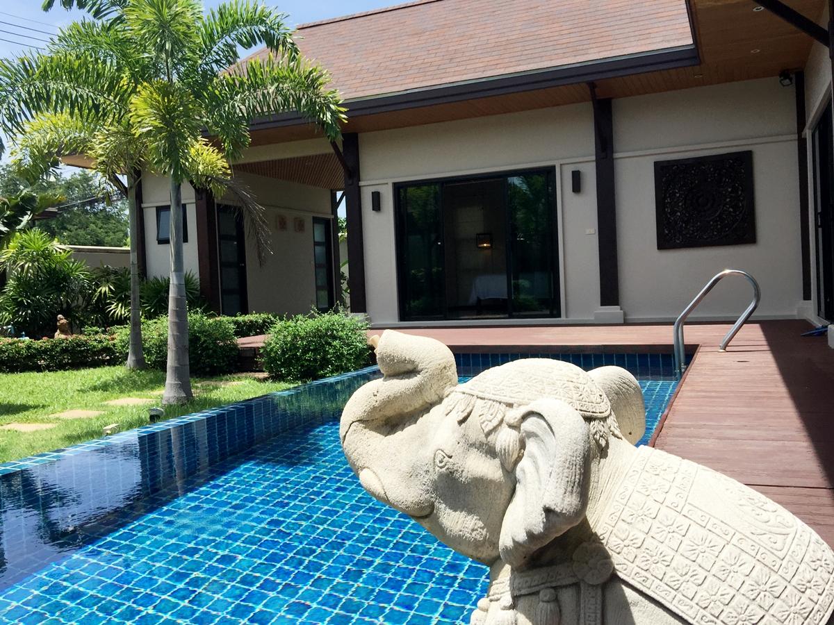 2 Bedroom Private Pool Villa 5 min to Rawai and Nai Harn Beach