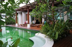Tropical Balinese Pool Villa 3 Bedroom for Rent