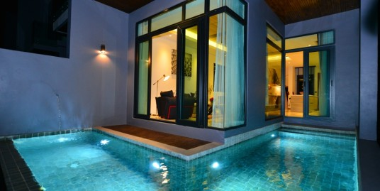 Sea View Pool Villa with 2 Bedrooms and Private Jacuzzi