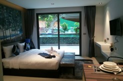 Studio apartment 38 sqm Pool Access for Sale in Patong