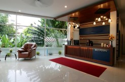 28 room hotel business with low rent in Patong