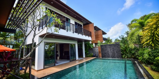 4 bedroom Private Pool Villa for rent 15 minutes drive to Airport