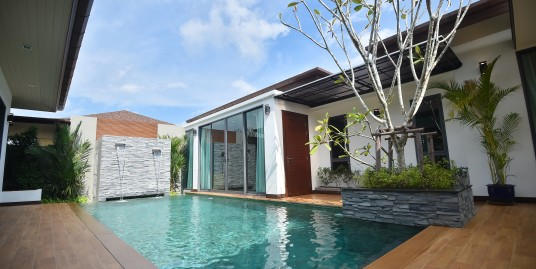 3 Bedrooms Pool Villa for Holiday and Long term Rent