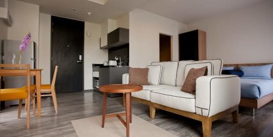 Studio 32 sqm apartment in Center of Patong