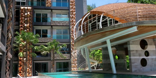 A stylish holiday apartment only 1km from Patong Beach