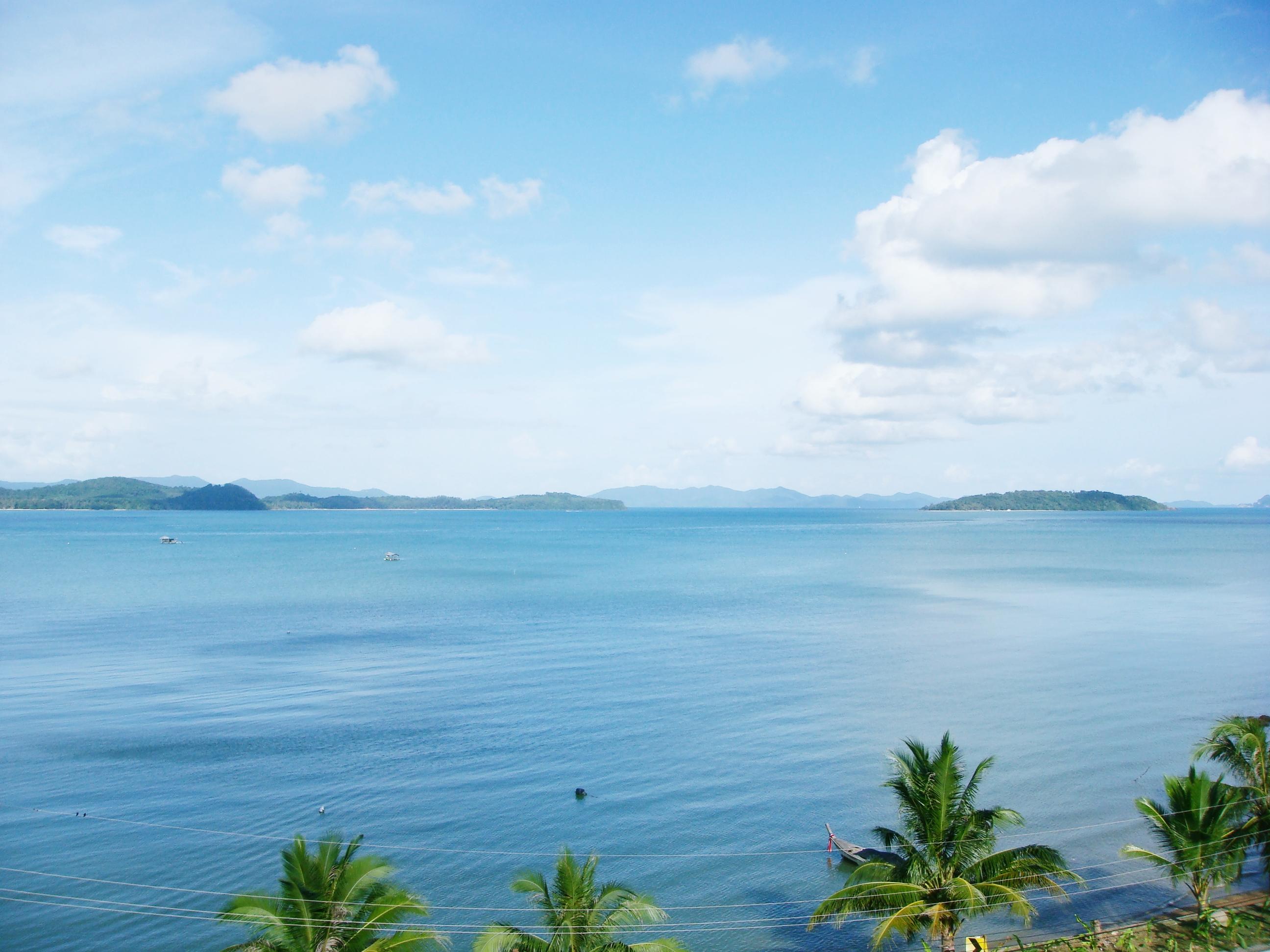 Panorama Sea View 3 bedroom Pool Villa In Ao Por