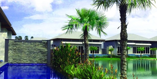 Modern Tropical style Villa on the excellent location 10 minutes to Layan Beach