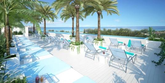 Luxury apartments 600 meters to Kamala Beach