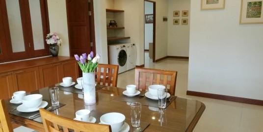 Big Garden of 3 bedroom Villa for Rent