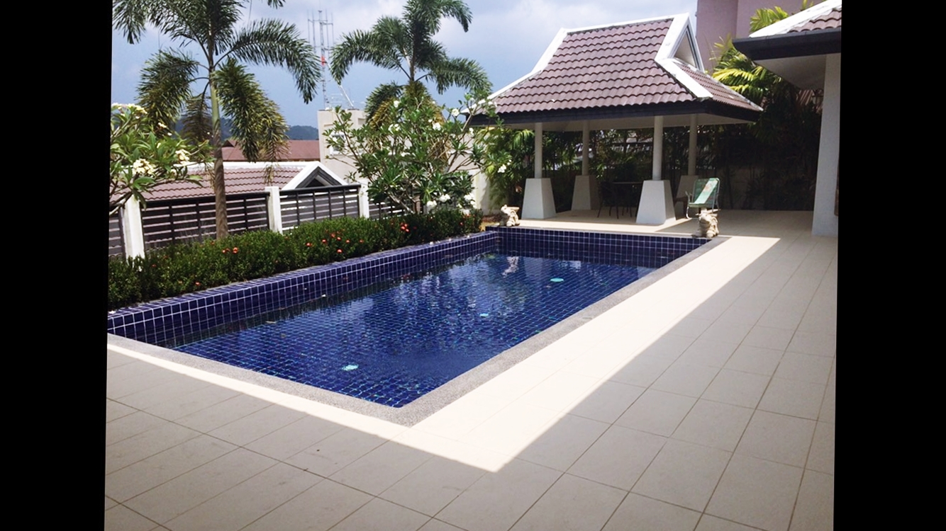 3 Bedrooms Private Pool Villa for Long Term Rent