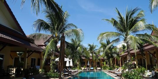 Villa resort for lease in Phuket