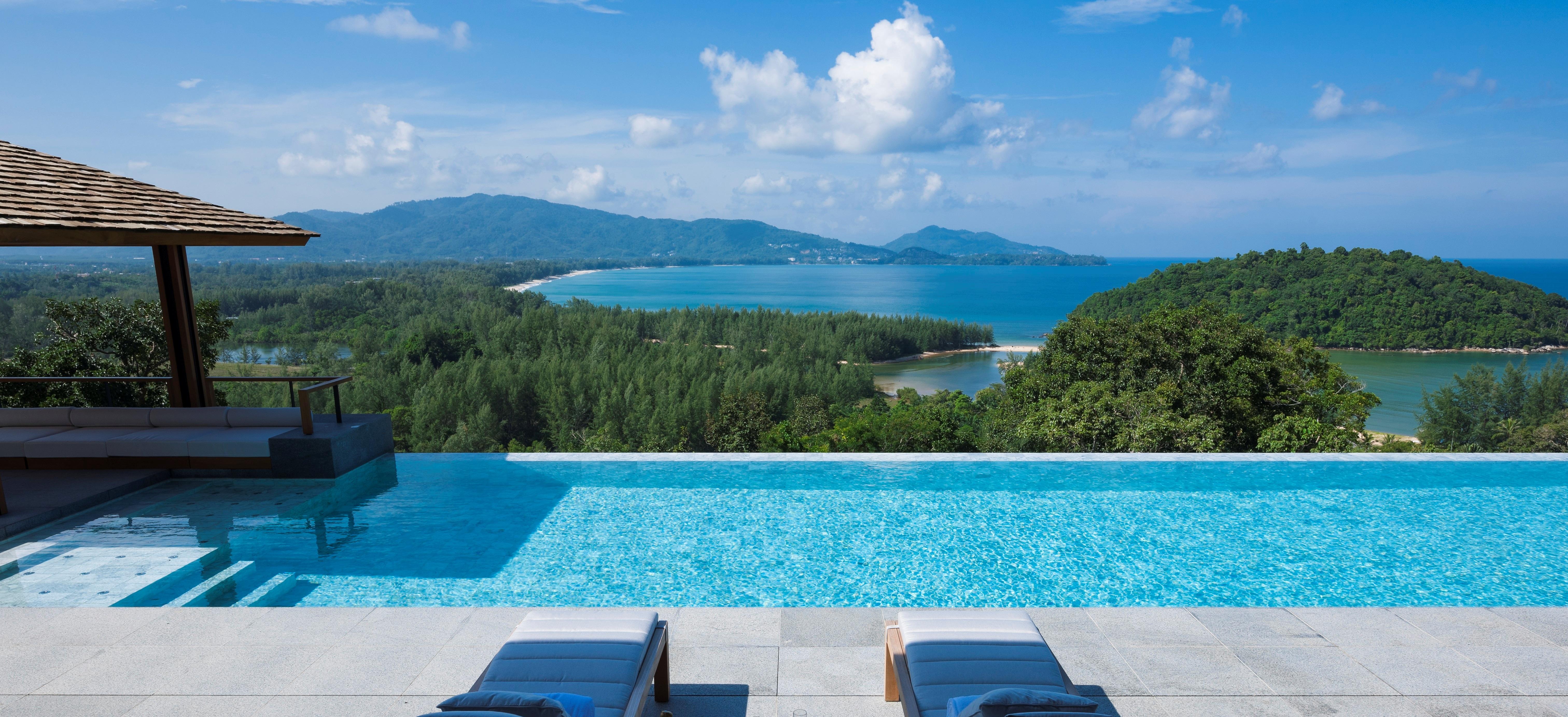 An exquisite villa development hidden away on paradisiacal Bangtao, Phuket.