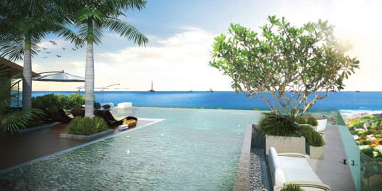 The boutique-style condominium a few minute away from Beach