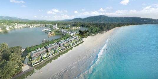 Beachfront Residences 2,3 and 4 Bedroom apartment at Bang Tao Beach
