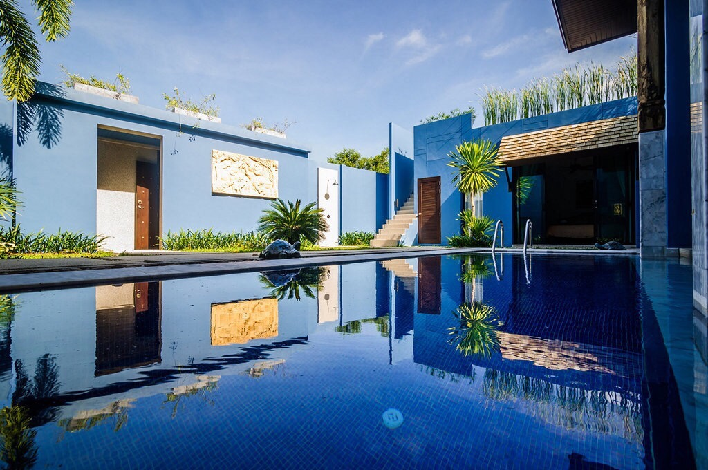 Modern Pool Villa with 2 bedrooms in Bangtao for sale