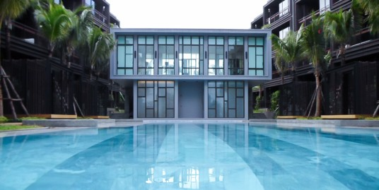 Apartment for Sale 1-2 Bedrooms near Nai Harn Beach