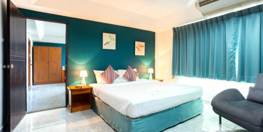 Boutique guest house a few mins walk to Patong beach