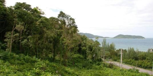 Sea View Land 36 Rai for sale near Patong and Kamala Beach