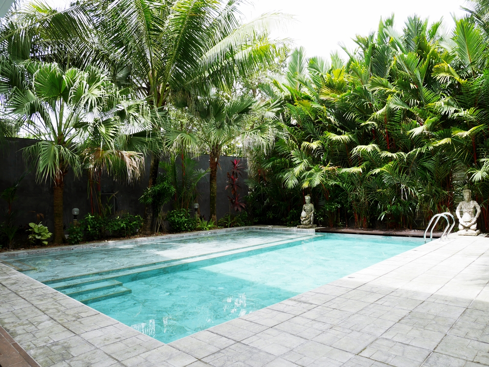 Modern 4 Bedroom Pool Villa near Loch Palm Golf Course for Sale 14.9 MTHB