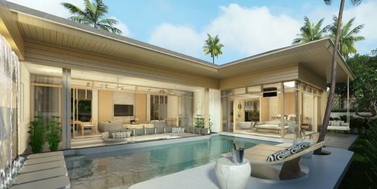 The Unique Tropical Design of 2-3 Bedroom Pool Villa in Kamala
