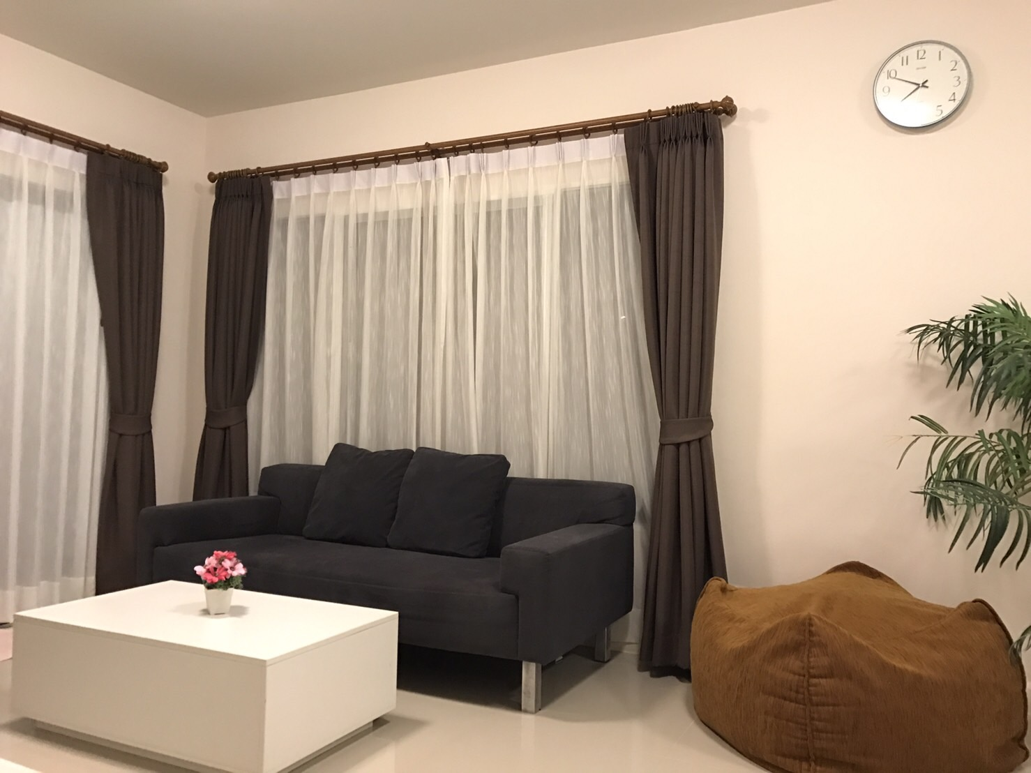 A family 3 bedroom house shared pool in Kok-Keaw