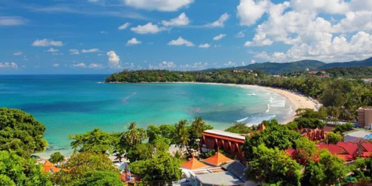 Tropical resort in Kata for lease