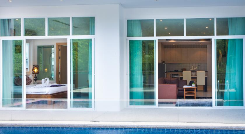 2 Bedroom Deluxe Pool Access & Mountain View for Rent in Kamala