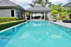 Boutique 3 Bedroom Pool Villa for sale 5 min to Nai Yang Beach