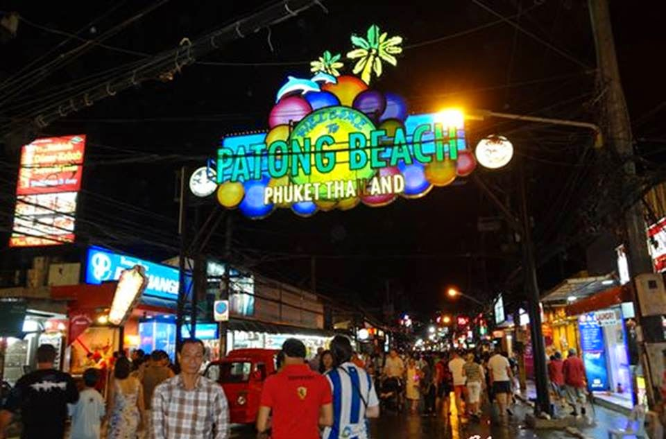 Successful restaurant for sale on Bangla Rd