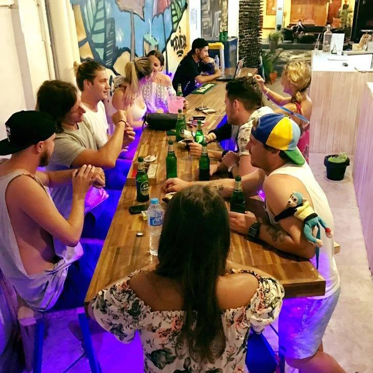 Back packer hostel business for sale in Patong