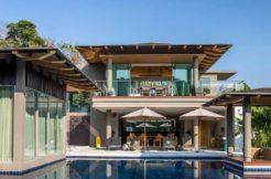 6 bedroom villa for rent in Layan Phuket