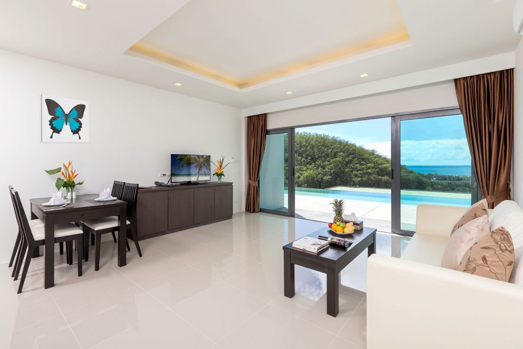 Sea View & Pool Access 1 Bedroom Apartment for sale 5.6 MTHB