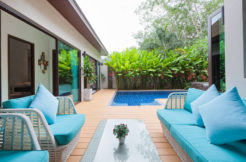Pool Villa 2 Bedrooms near Naiharn & Rawai Beach