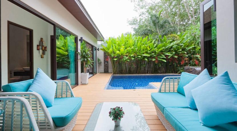 Inspire Villas Phuket - Pool Terrace (1)