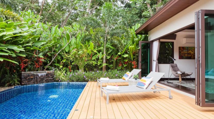 Inspire Villas Phuket - Pool Terrace (2)