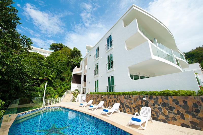 1 Bedroom Apartment Mountain View at Karon Beach