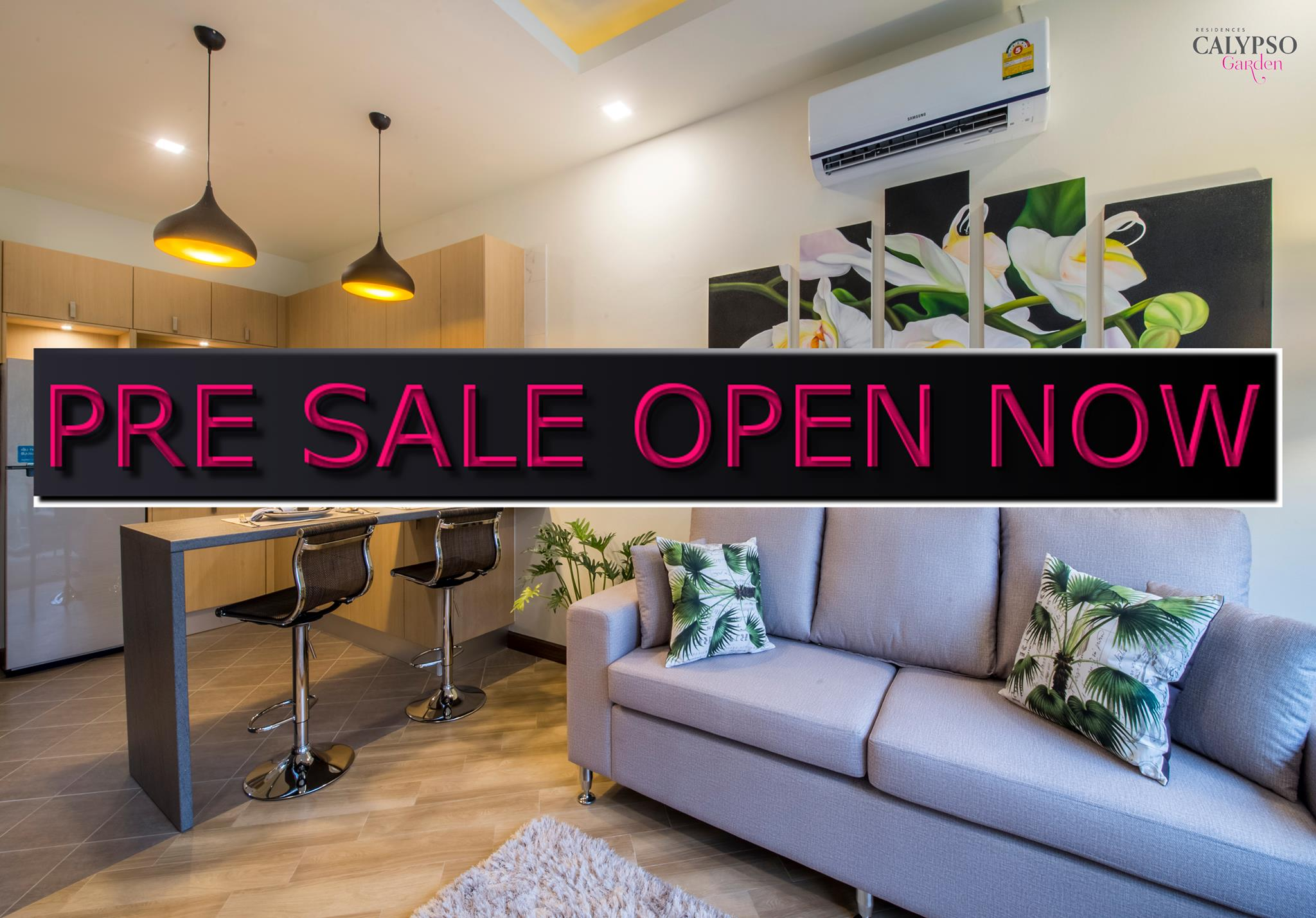 Newly Launched Condominium Project for sale Price start 3.2 Million