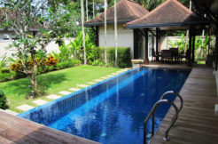 3 Bedroom Private Pool Villa for rent 5 mins to Layan Beach
