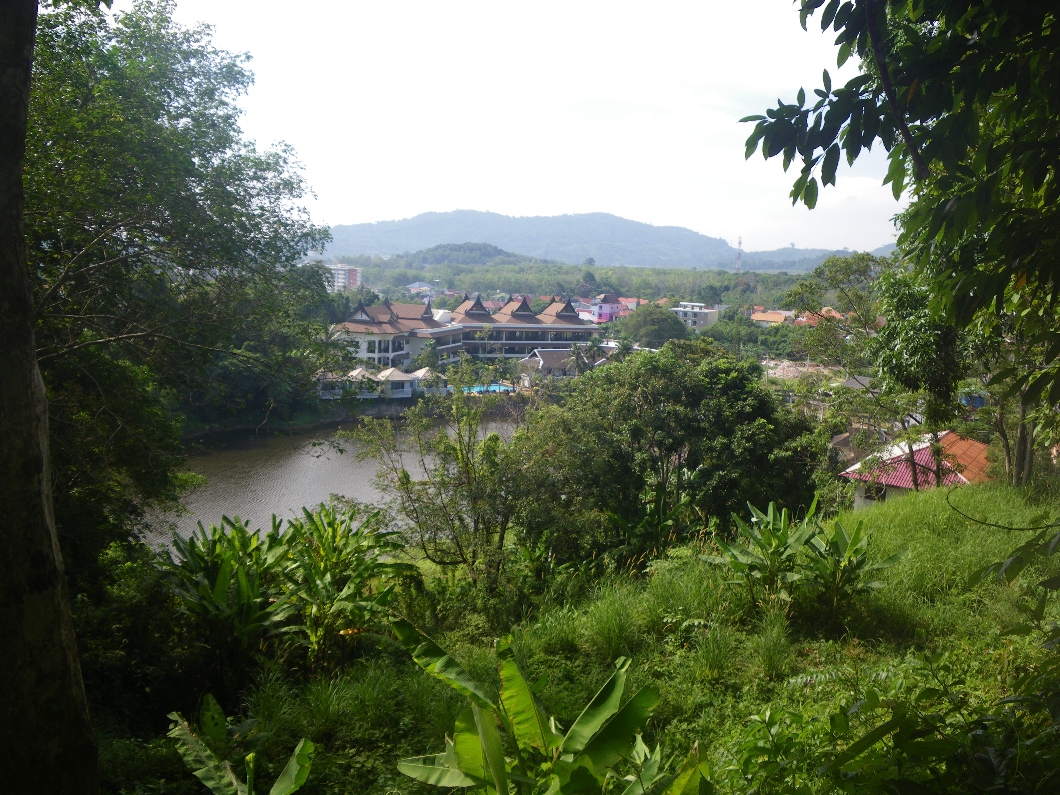 Excellent Land Plot 1 Rai 55.9 Square Wah with Lake view in Kathu